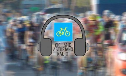 ACTUALIZACIÓN: Ciclismo Asturiano Radio se emitirá en Gestiona Radio Asturias