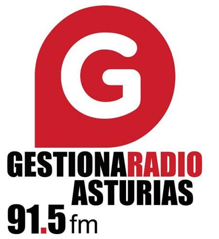 Logotipo de Gestiona Radio Asturias