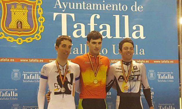 Formidable botín para la Selección Asturiana en Tafalla