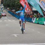 Raúl Alarcón vence en Oviedo y se corona como ganador de la 60 Vuelta Ciclista a Asturias