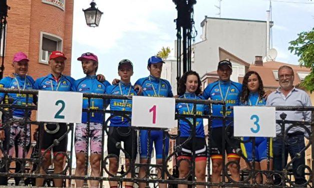 El Campeonato de Asturias de Contrarreloj Individual coronó a Pérez-Landaluce