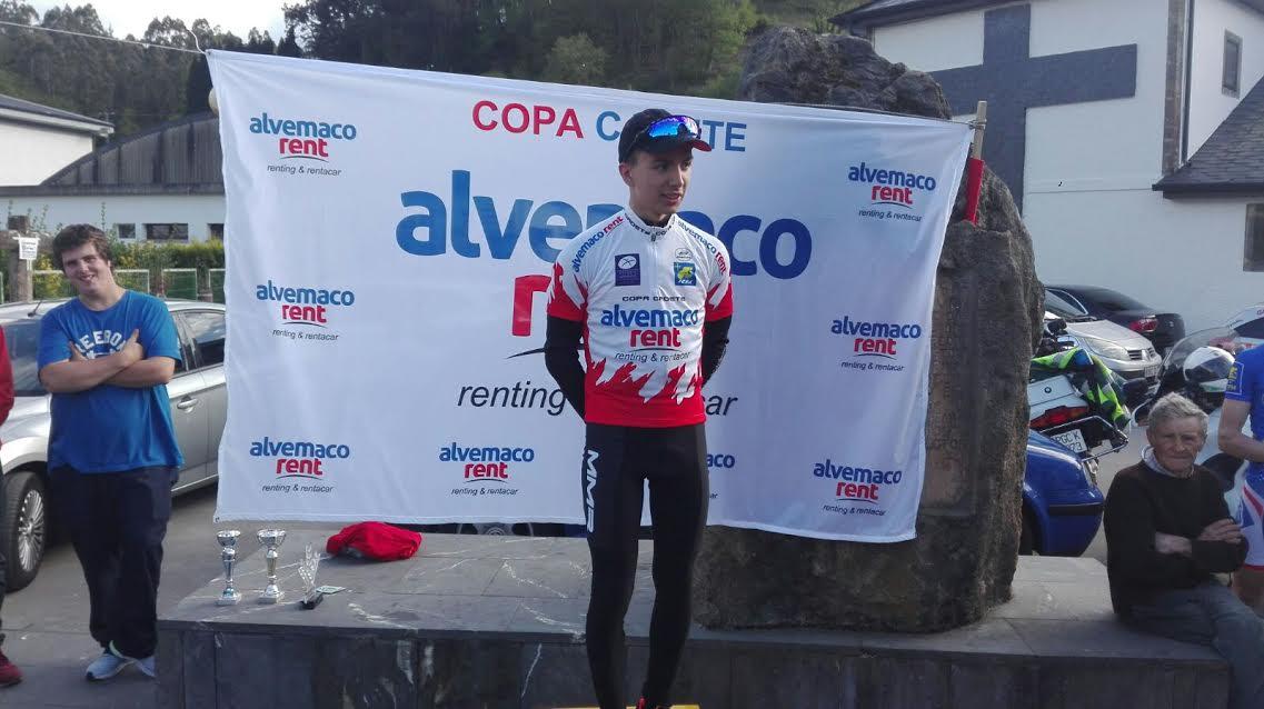 Trevías acogió la primera prueba cadete de la Copa Asturias Alvemaco