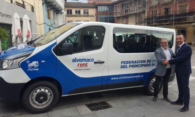 Alvemaco apuesta por el ciclismo asturiano