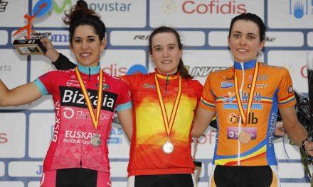 La asturiana Alicia González se proclamó Campeona de España sub 23