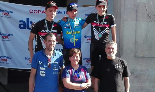 Pola de Siero corona a Pablo Uría como campeón de Asturias