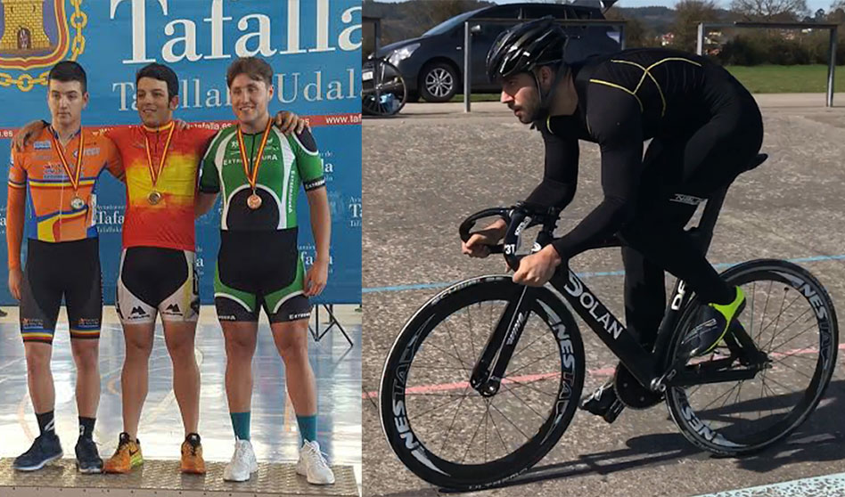 La selección española de pista cuenta con dos asturianos en su concentración previa al Europeo