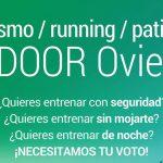 Candidatura Ciclismo/Running/Patinaje INDOOR Oviedo