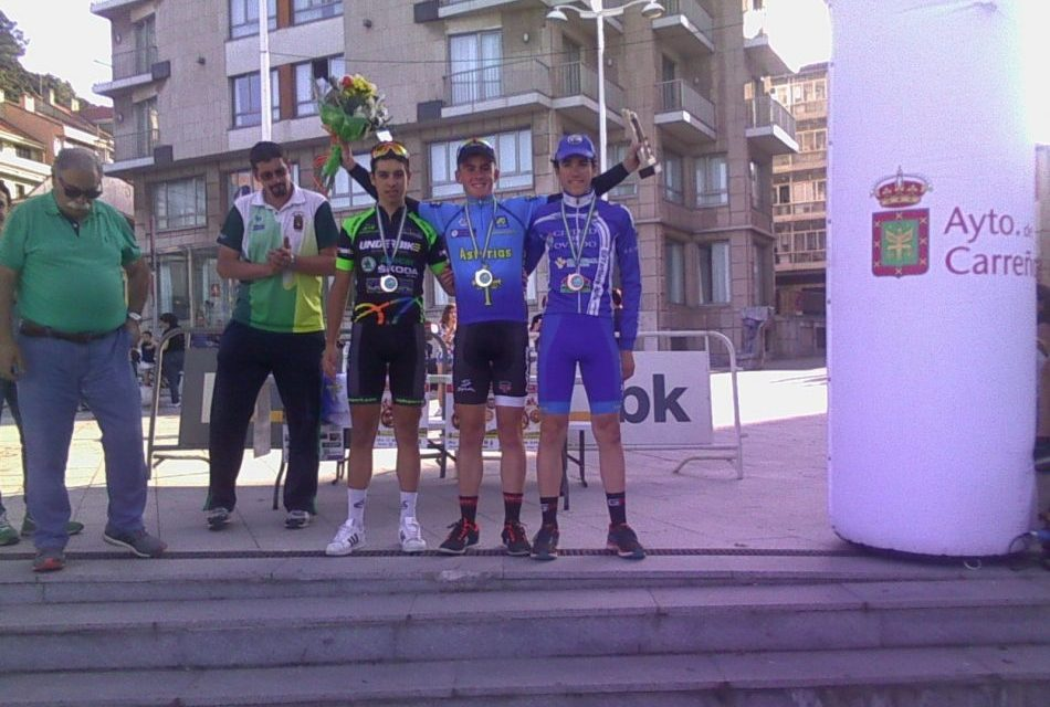 XX Trofeo de ciclismo Vicente López Carril (Campeonato de Asturias Junior)