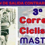Orden de salida Contrarreloj 3ª Carrera Ciclista Máster Sariego