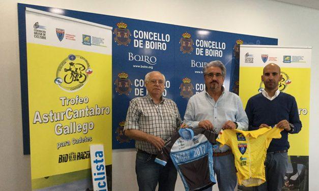 El Trofeo Asturcantabrogalego y la Copa Galicia cadete se deciden este domingo en Boiro