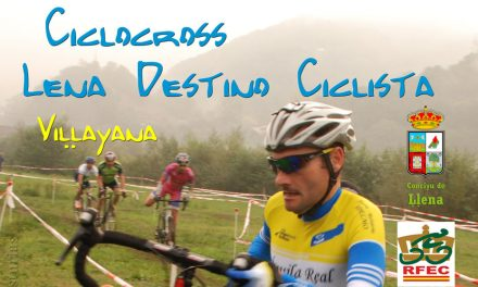 Inscripciones abiertas para el III Ciclocross Lena Destino Ciclista