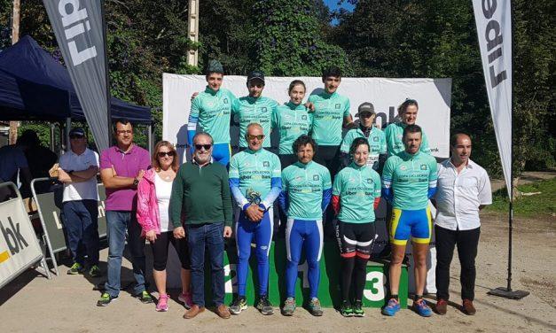 Celebradas en Sevares y Llanes las dos primeras pruebas de la Copa Liberbank de Ciclocross