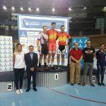 Tres medallas para Jaime Vega en Palma de Mallorca
