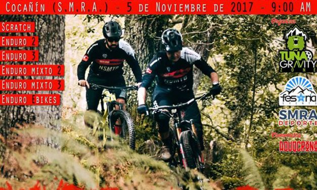 Este domingo se disputa el Enduro Team Race Cocañín 2017