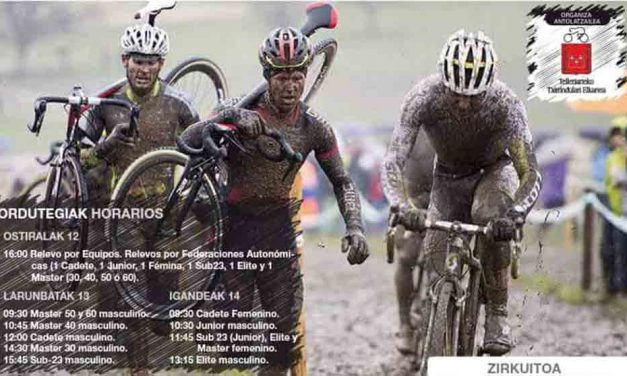 Campeonatos de España de Ciclo Cross 2018
