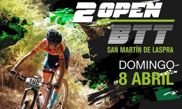 Ya os podéis inscribir en el II Open BTT San Martín de Laspra