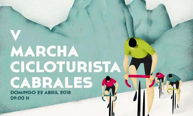 Inscripciones para la V Marcha Cicloturista Cabrales