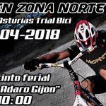 Abiertas inscripciones para la primera prueba de la Copa Asturias Trial Bici 2018 Gijón Luis Adaro