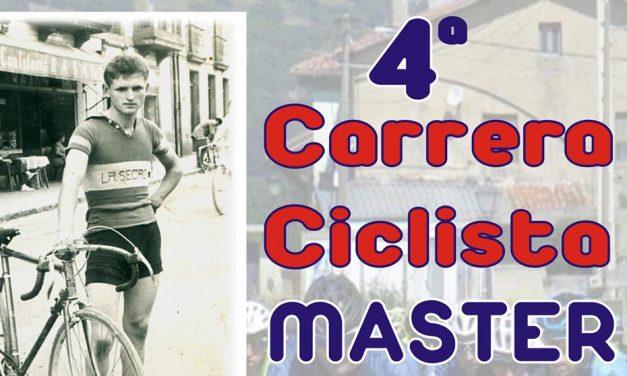 Inscripciones abiertas para la 4º Carrera Ciclista Master Santiago de Sariego