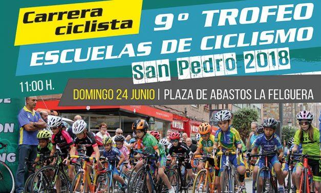 9º Trofeo Escuelas de Ciclismo San Pedro 2018 (La Felguera)
