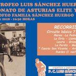 Abiertas inscripciones (solo en web) para el LXVIII Trofeo Sánchez Huergo