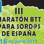 Se acerca el III Maratón para personas sordas de España