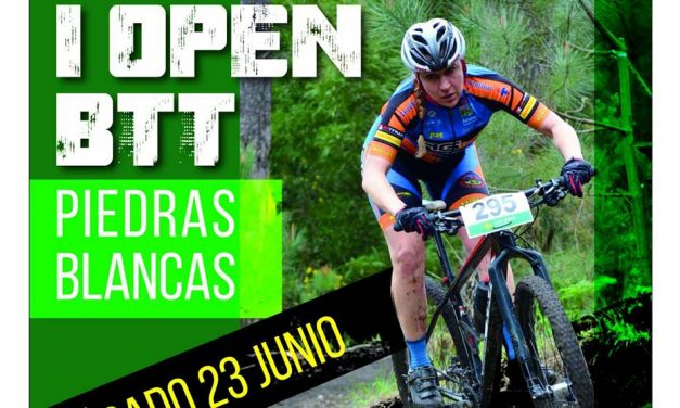 Abiertas inscripciones para el I Open BTT Piedras Blancas (Campeonato de Asturias de BTT XC)