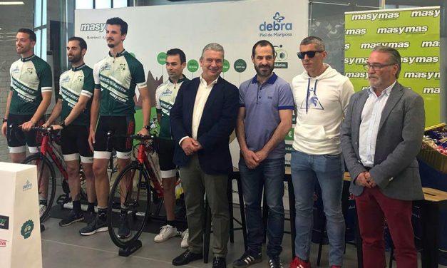 El Ayuntamiento de Siero y la Federación de Ciclismo pedalean por una causa solidaria