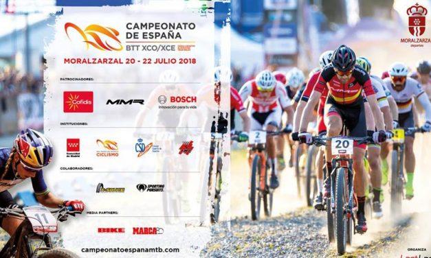 Programa oficial de los Campeonatos de España BTT XC