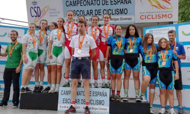 Buen fin de semana para el ciclismo asturiano