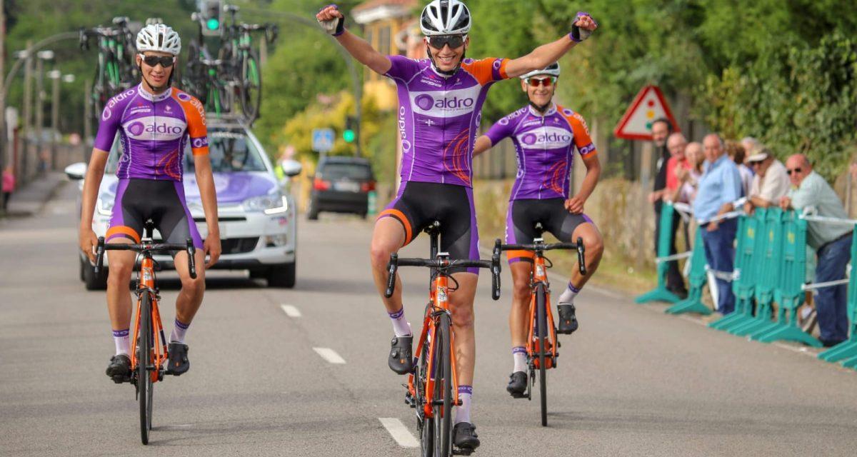Iván Treceño y Pérez-Landaluce, campeones de Asturias en el LXVIII Trofeo Sánchez Huergo