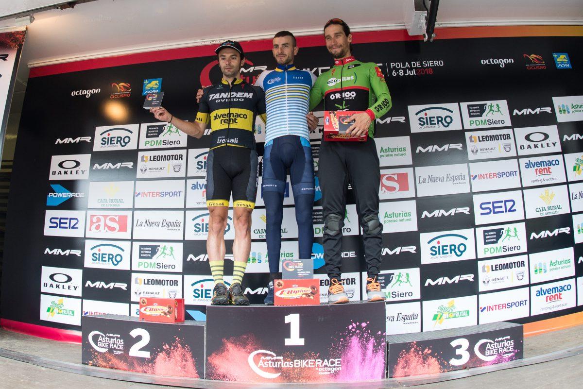 los-primeros-ganadores-de-mmr-asturias-bike-race_Podium General Elite Men