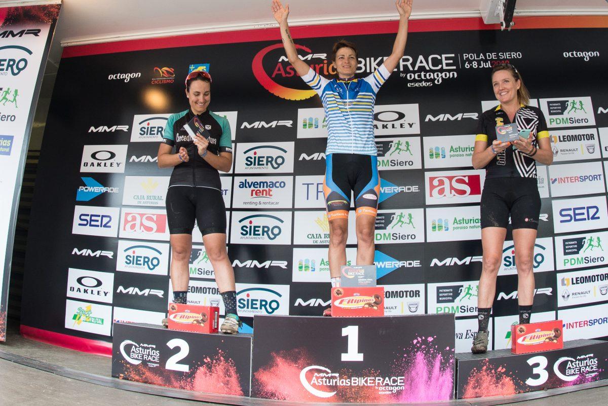 los-primeros-ganadores-de-mmr-asturias-bike-race_Podium General Master Women