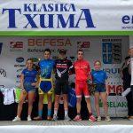 Asturias con los mejores en el Txuma