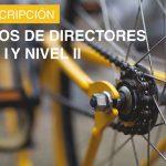 Preinscripción para los cursos de Directores Nivel I y II