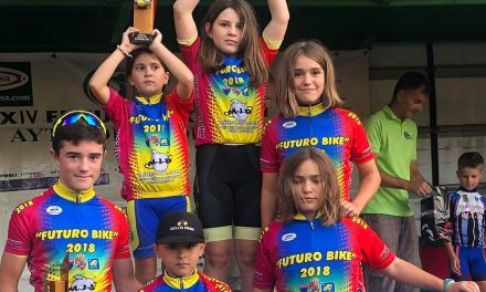 Seis Asturianos suben a lo más alto del podium en el Futurobike 2018