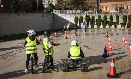 Celebrada en Oviedo una nueva jornada de educación vial
