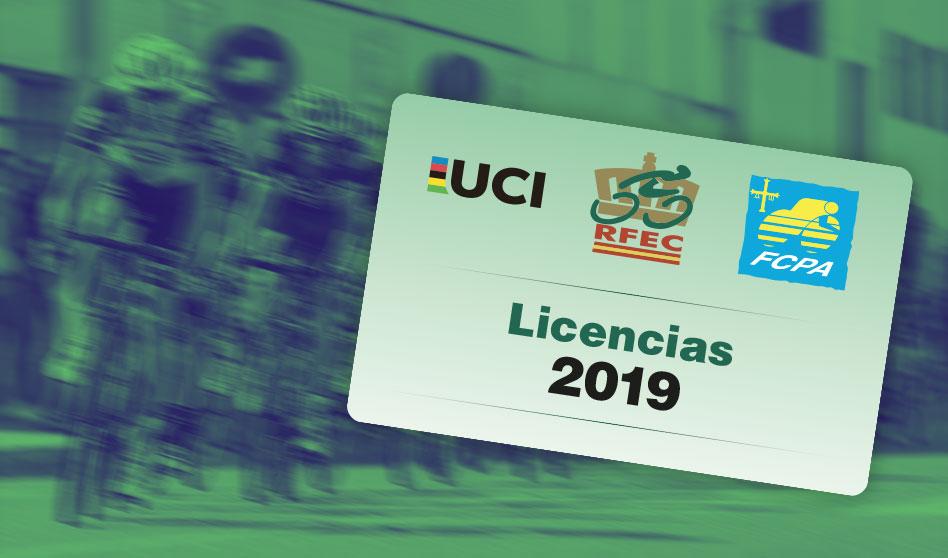 Protocolo para el trámite de licencias en Clubs y Equipos Deportivos (2019)