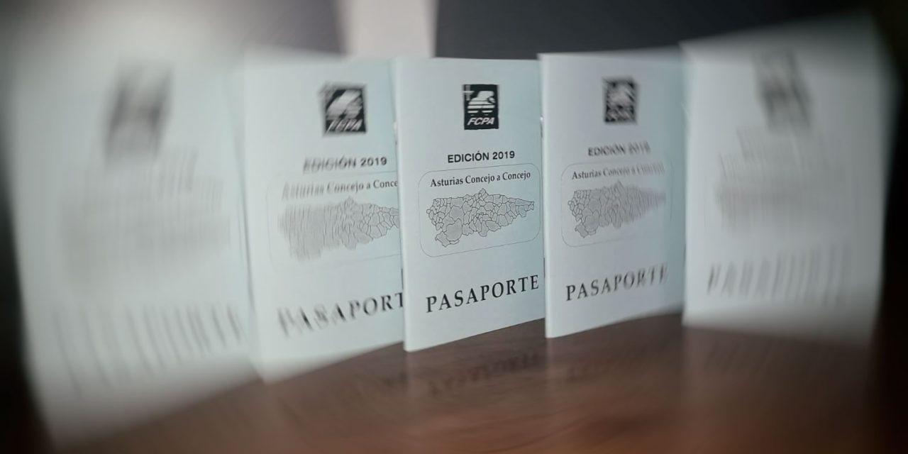 Ya están listos los pasaportes de Concejo a Concejo