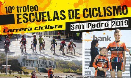 Inscripciones abiertas para el 10º Trofeo Escuelas de Ciclismo San Pedro 2019 (La Felguera)