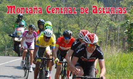 Del 17 al 19 de Mayo se celebra la Vuelta a la Montaña Central de Asturias