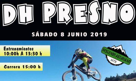 Presno será la segunda prueba del Open de Asturias de Descenso después de la celebrada en Salas (inscripciones abiertas)
