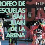 Inscripciones abiertas para el I Trofeo de Escuelas San Juan de la Arena