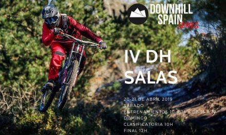 Inscripciones abiertas para el IV DH Salas 2019, primera prueba de la Downhill Spain Series 2019