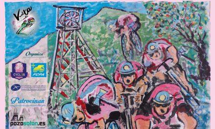 Del 25 al 27 de junio se celebra la Vuelta Ciclista a los Valles Mineros para Cadetes