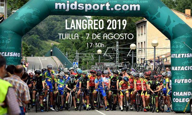 Inscripciones abiertas para el 4º Premio Ciclistas Cadetes Langreo