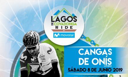 Información sobre la prueba de Lagos de Covadonga Ride by Movistar