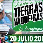 El 20 de julio se disputa la IV Vuelta Ciclodeportiva Tierras Vaqueiras La Sacagüeyo's
