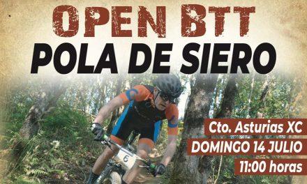 Open BTT Pola de Siero: inscripciones