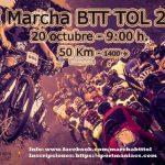 Inscripciones abiertas para la VIII Marcha BTT Tol 2019 (20 de octubre)
